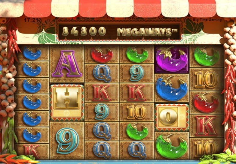 Free Demo of the Extra Chilli Slot